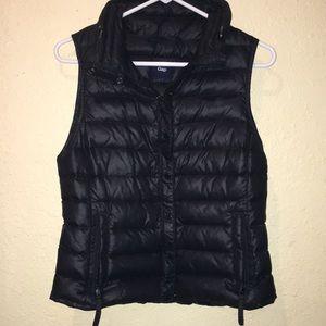 Black Gap Puffy Vest